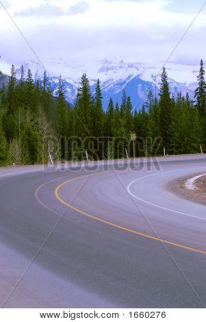 Road Turn