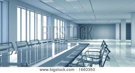 Office Interior Space