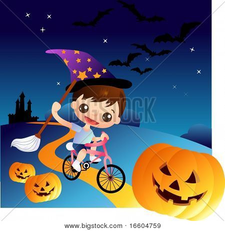 halloween night series