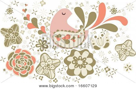 sweet bird design