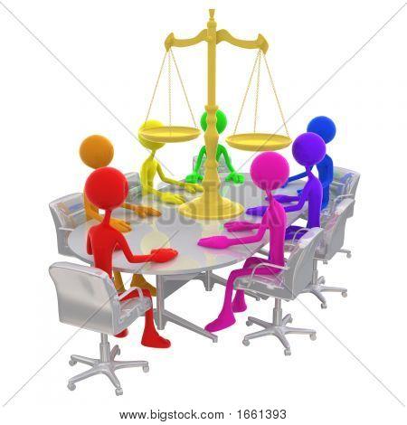 gesamte Spektrum rechtliche treffen