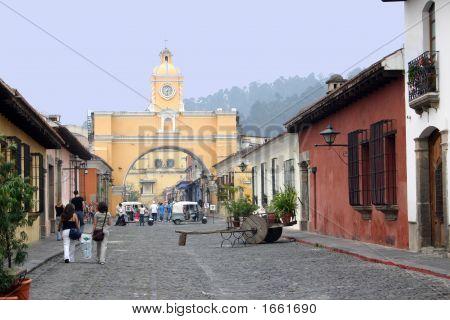 Colonial Antigua