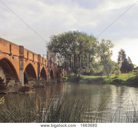 Medieval Bridge Great Barford