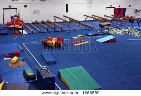 Gymnastik-gym