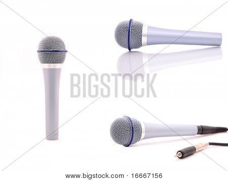 Set microphone