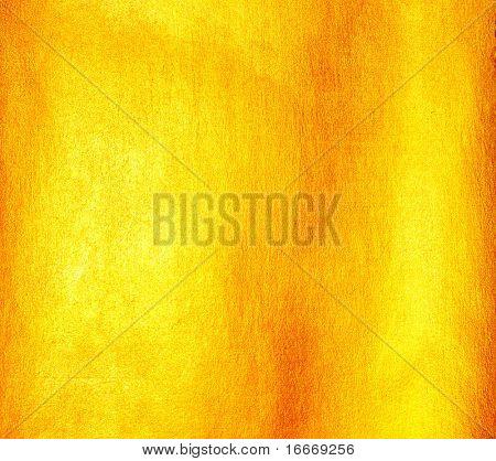 Hermosa textura fina de oro cepillado