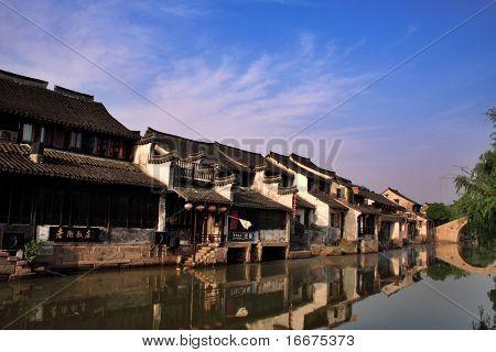 xitang water city