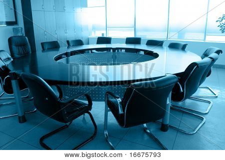 Boardroom Meeting Area