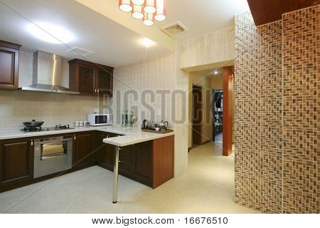 moden kitchen