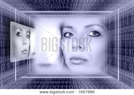 Futuristic Technologies Concept