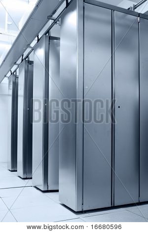data center interior