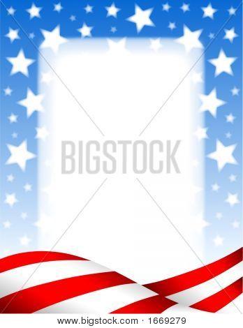 Frame.Pdf de bandera de Estados Unidos