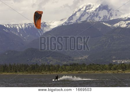 Kitesurf Mountain