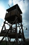 Military Watch Tower #2 poster