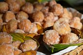 Постер, плакат: Candy Akehgss Thai Traditional Dessert