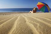 Summer Beach poster