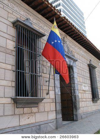 House of Bolivar in Caracas, Venezuela