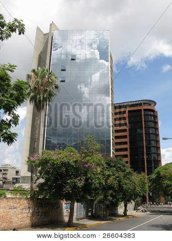 Residential area of Caracas