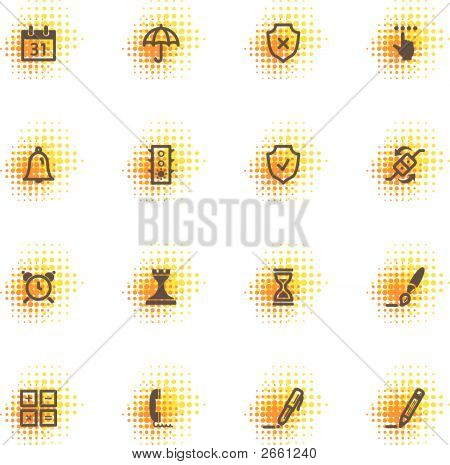 Software Icons, Dots Series
