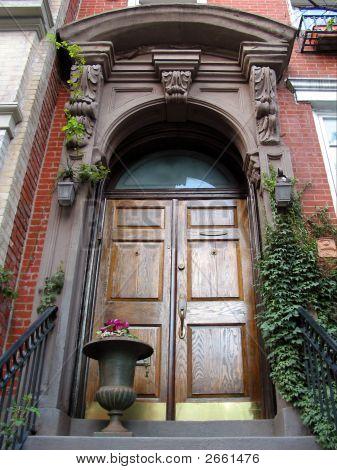 Front Door - Building Exterior