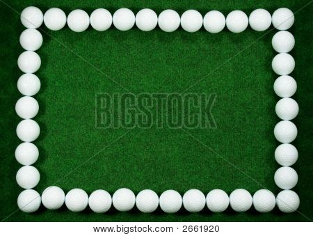 Golf Frame
