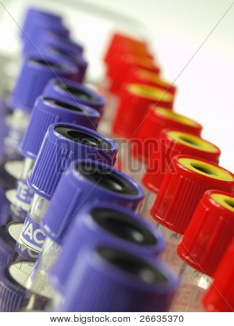 Blood tubes