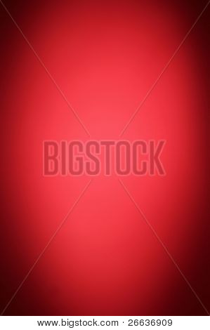 Red blank background