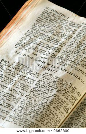Bíblia série Timóteo