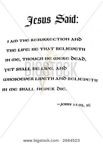 Jesus Said