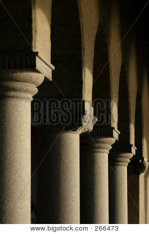 Pillars And Arches