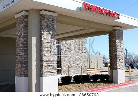 Emergency entrance