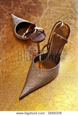 Ladies' Shoes On Heels