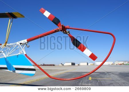 Tail Rotor Assembly