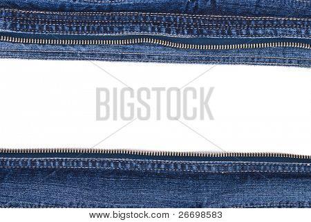 Jeans border