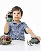 image of lithographic  - toy kid - JPG