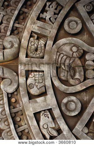 Ancient Aztec Calendar