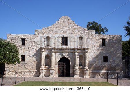 Alamo en San Antonio