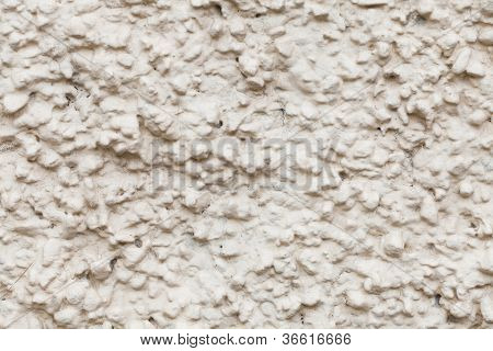 texture with the image of grey sheetrock