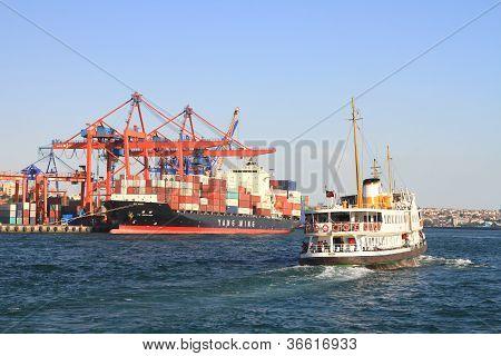 Istanbul Docks