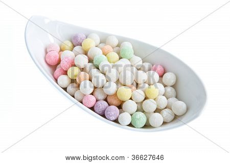 Coloured Tapioca