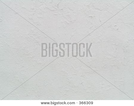 Fine White Stucco