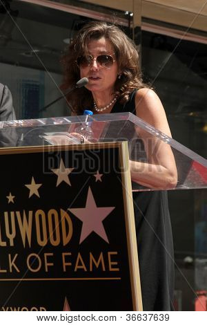 LOS ANGELES - SEP 6:  Amy Grant at the Hollywood Walk of Fame Ceremony for Vince Gill at Hard Rock Cafe Hollywood on September 6, 2012 in Los Angeles, CA