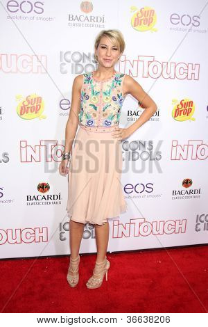 LOS ANGELES - SEP 6:  Chelsea Kane arrives at the