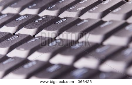 Laptop Keyboard Rows