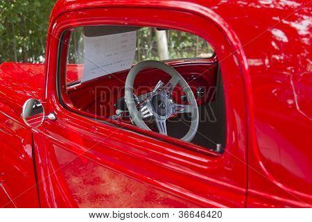 1935 Chevy Std Interior