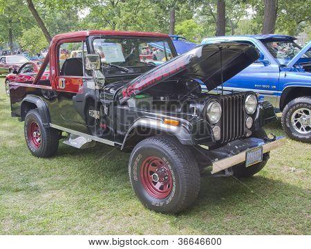1980 Jeep Scrambler