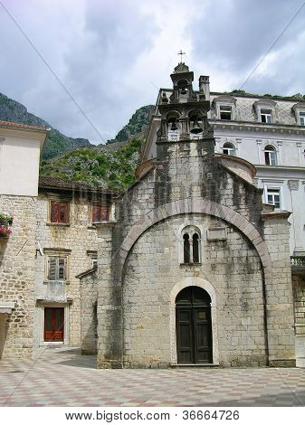 St. Luka's Church, Kotor, Montenegro