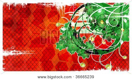 Abstract eps10 vector background for your text