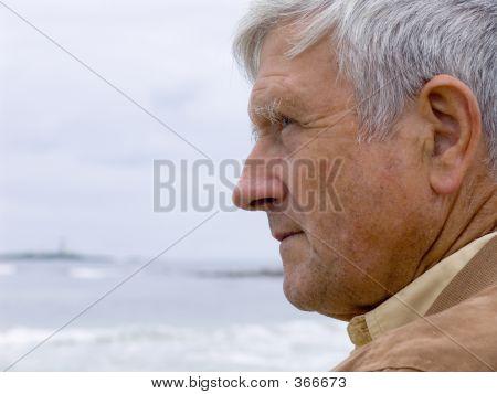 Man And Ocean