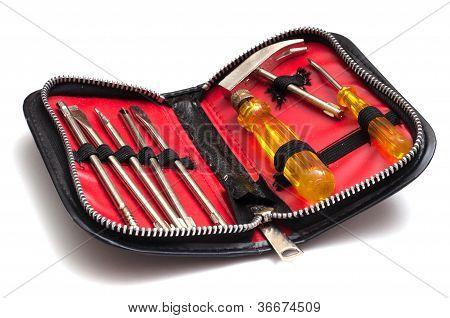 Caso con conjunto de herramientas